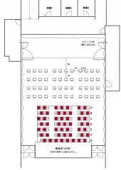 2020【使用例】201227【響ホール】シアター(コロナ)