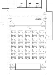2020【使用例】201227【響ホール】スクール(コロナ)