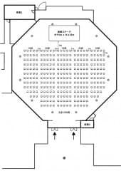 2020【使用例】201225【コンベンションホール】シアター(コロナ)